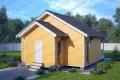 Каркасный дом. Проект К-7