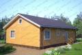 Дом из бруса. Проект Б-9