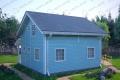 Дом из бруса. Проект Б-6