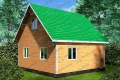Каркасный дом. Проект К-13