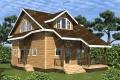 Каркасный дом. Проект К-2