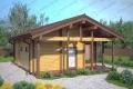 Дом из бруса. Проект Б-7