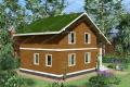 Каркасный дом. Проект К-3