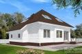 Каркасный дом. Проект К-29