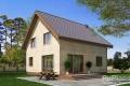 Каркасный дом. Проект К-30
