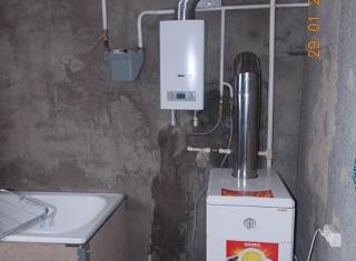Монтаж отопления во Владимирской области