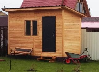Строительство дачных бытовок во Владимирской области
