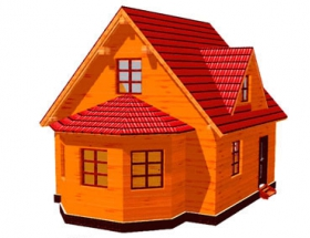 Проект дачного дома №21