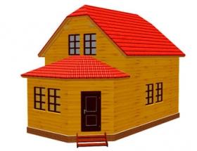 Проект дачного дома №23
