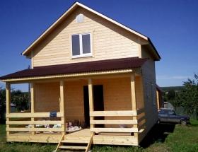 Дачный домик во Владимирской области