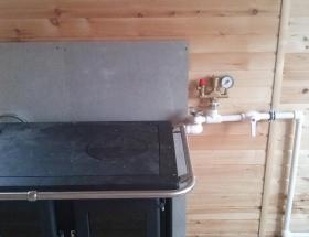Монтаж отопления в Кольчугино